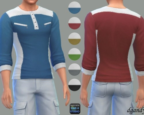 Long Sleeve T-Shirt by dgandy