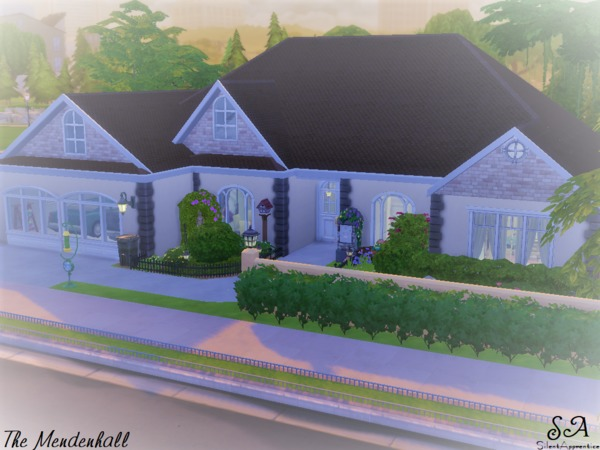 The Mendenhall House By Silentapprentice