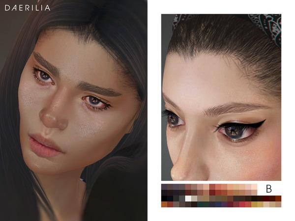 Hairline N2 By Daerilia