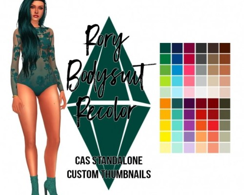 Rory Bodysuit Recolor by Sympxls