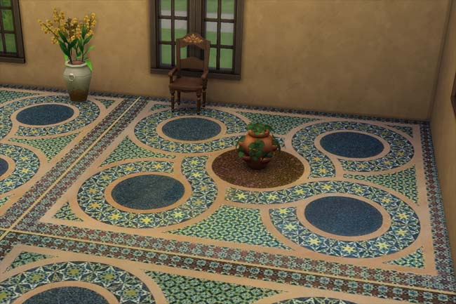 Sicily Floor 2 By Mammut