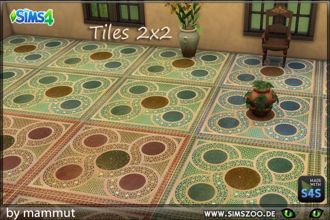 Sicily Floor 1 By Mammut