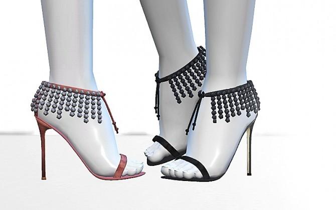 Crystal Sandals By MrAntonieddu