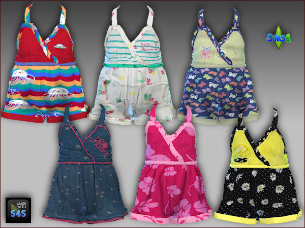 6 Short Jumpers And Hats For Toddler Girls By Mabra