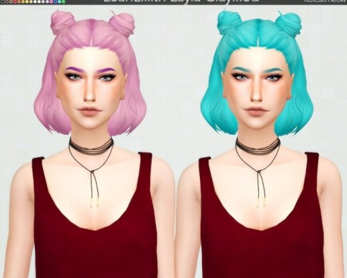 Leahlillith Layla Hair Clayified