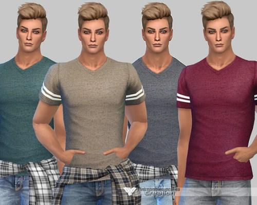 Dylan T-shirt M by Pinkzombiecupcakes