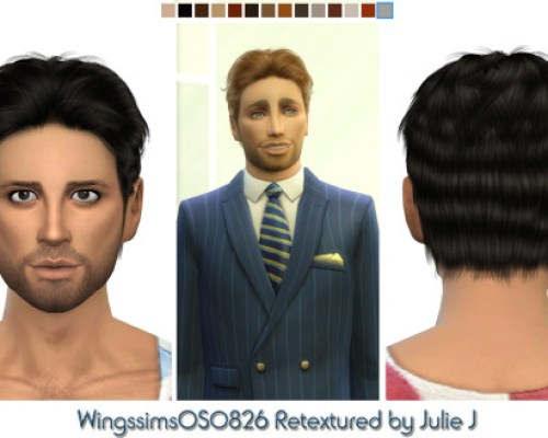 Wingssims OS826 Retextured