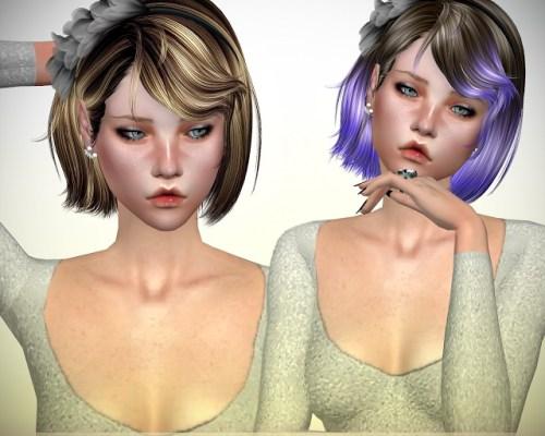 Newsea SweetScar Hair retexture