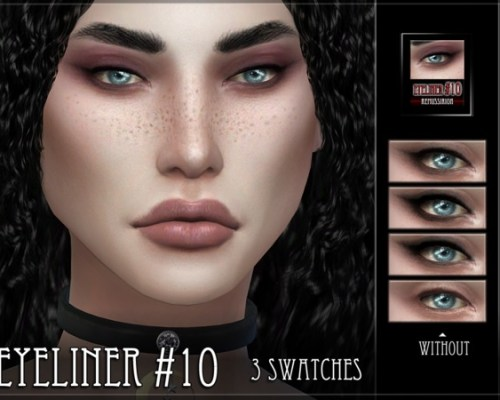 Eyeliner 10 by RemusSirion