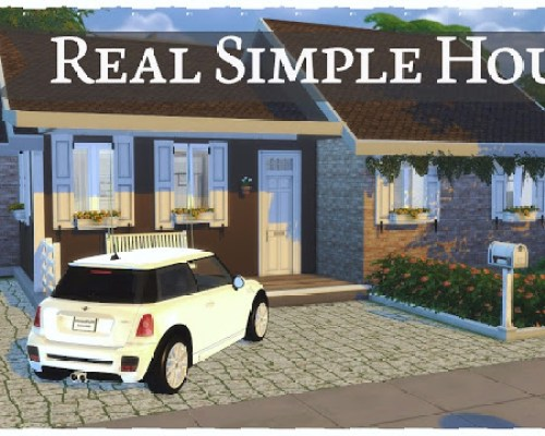 Real Simple House