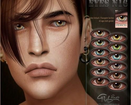 Eyes N16 ND