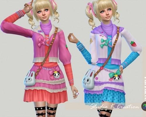 Super Cute Decoration Dress