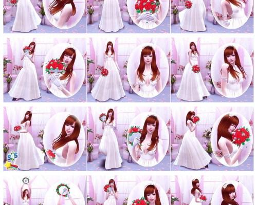 Wedding Poses 1-2