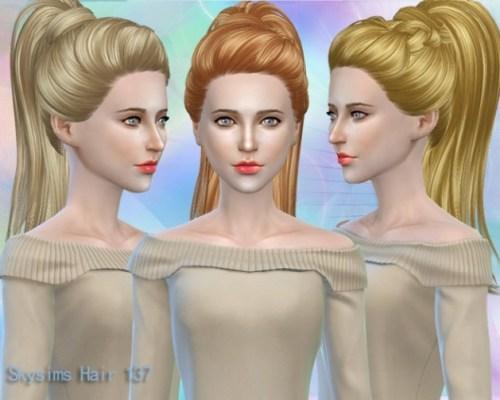 Hair 137 by Skysims