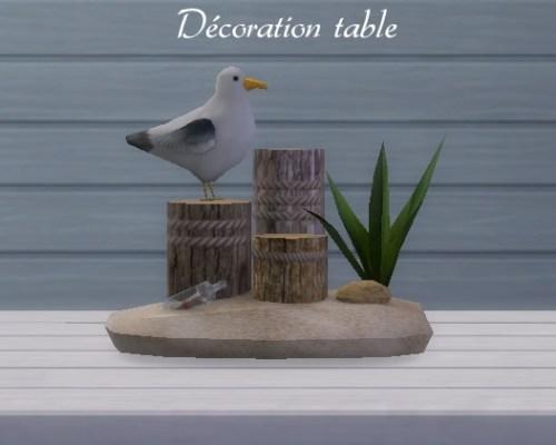 Inspiration marine Salon by Maman Gateau