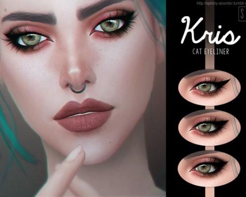 Kris Cat Eyeliner by Screaming Mustard