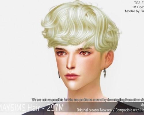 Hair 297M (Newsea)
