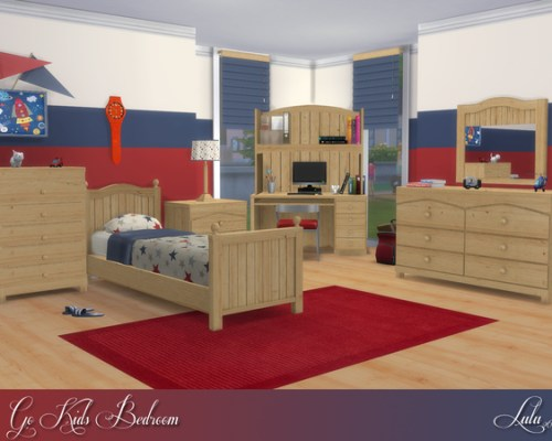 Go Kids Bedroom by Lulu265