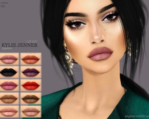 Lipstick KYLIE JENNER LIP KIT by ANGISSI