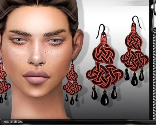 MFS Roma Earrings by MissFortune