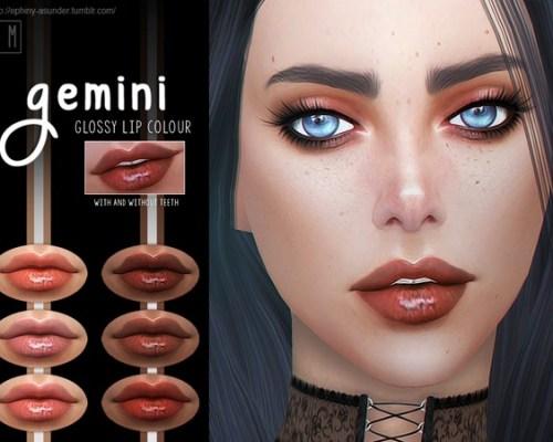 Gemini Glossy Lip Colour by Screaming Mustard