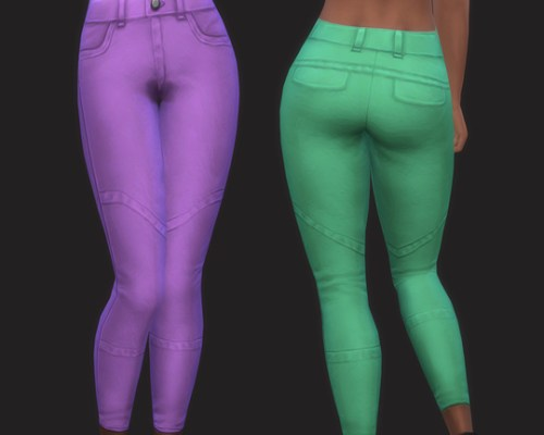 Tianna Jeans by maimouth