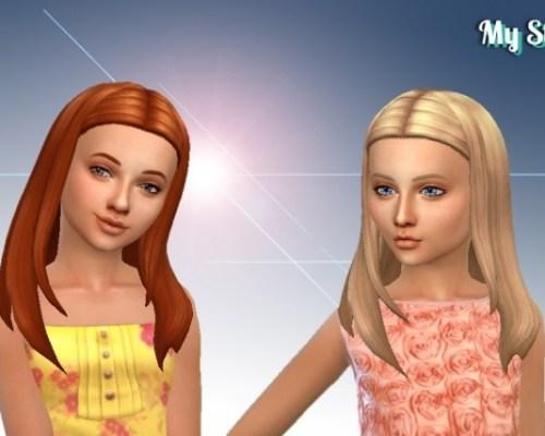 Rebecca Hair for Girls