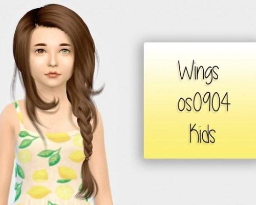 Wings Os0904 Kids Version