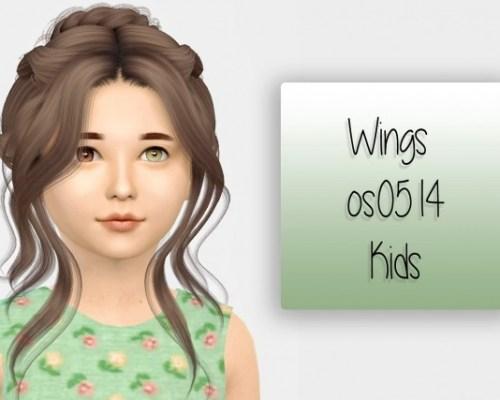 Wings Os0514 Kids Version