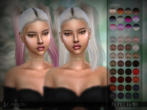 Bling Hair By Leah Lillith