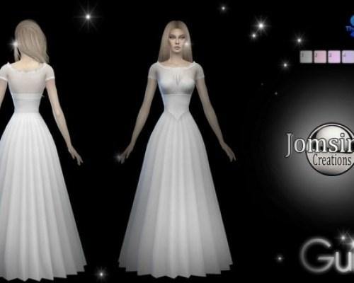 Guillema and Mesida dresses