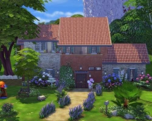 Mistral house