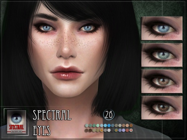Spectral Eyes By RemusSirion