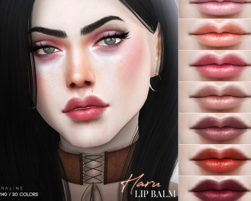 Haru Lip Balm N140 by Pralinesims