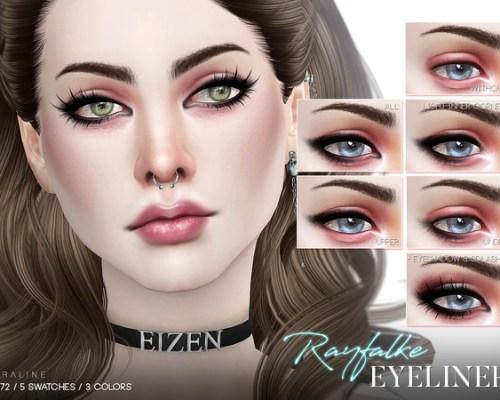 Rayfalke Eyeliner N72 by Pralinesims