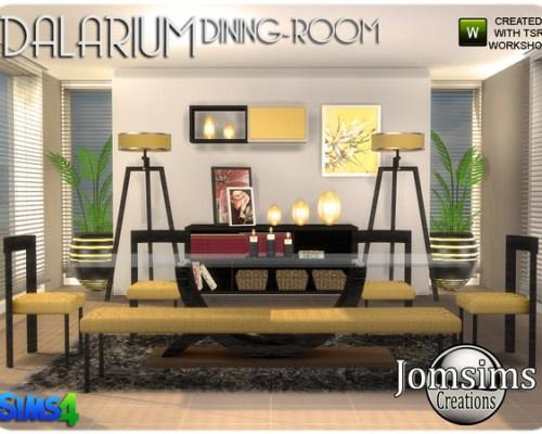 Dalarium Dining Room by jomsims