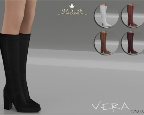 Madlen Vera Boots by MJ95
