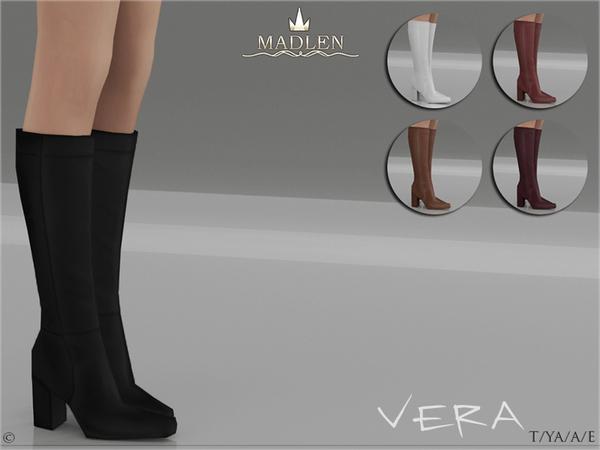 Madlen Vera Boots By MJ95
