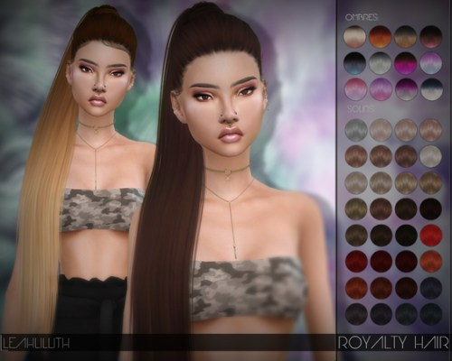 Royalty Hair by Leah Lillith