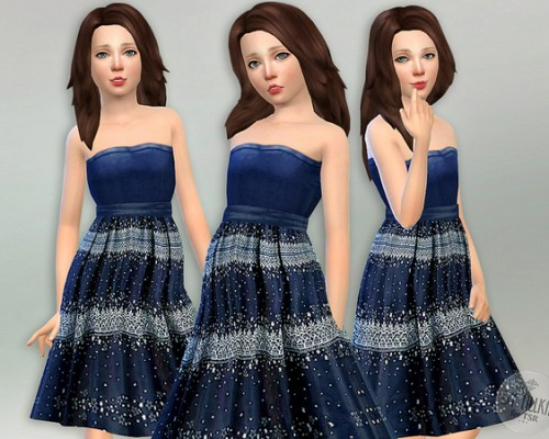 Starla Dress by lillka