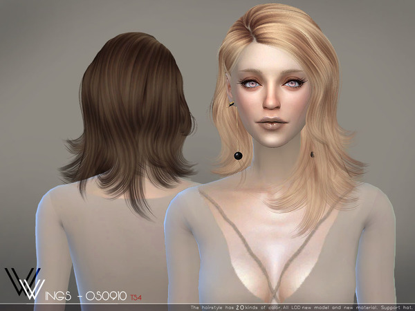 OS0910 Hair By Wingssims