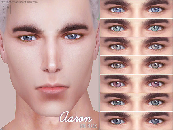 Aaron Eye Mask By Screaming Mustard