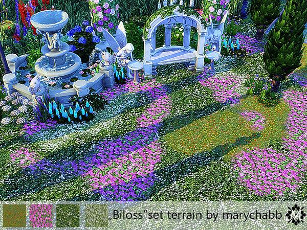 Biloss Set Terrain By Marychabb