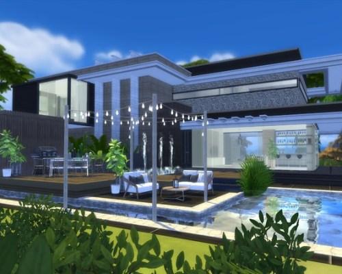 Modern Abela house by Suzz86