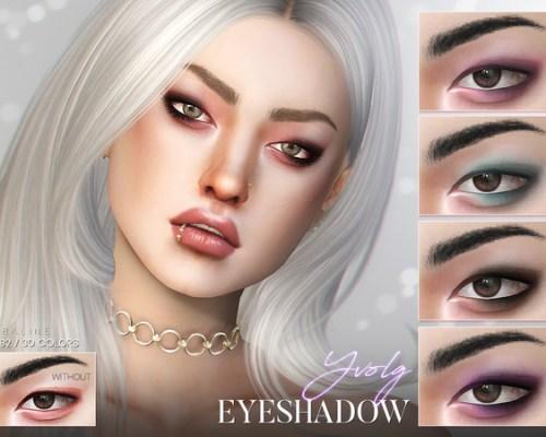 Yvolg Eyeshadow N62 by Pralinesims