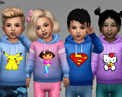 Cuteness Toddler Tops by Margeh-75