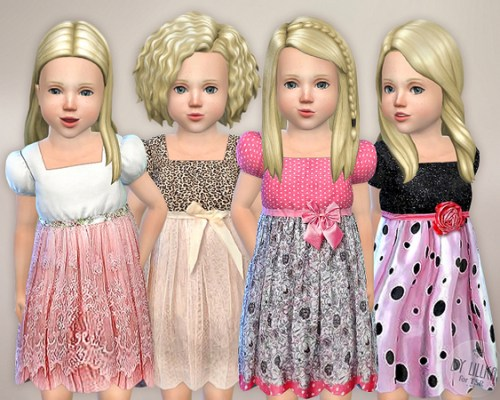 Toddler Dresses Collection P36 by lillka