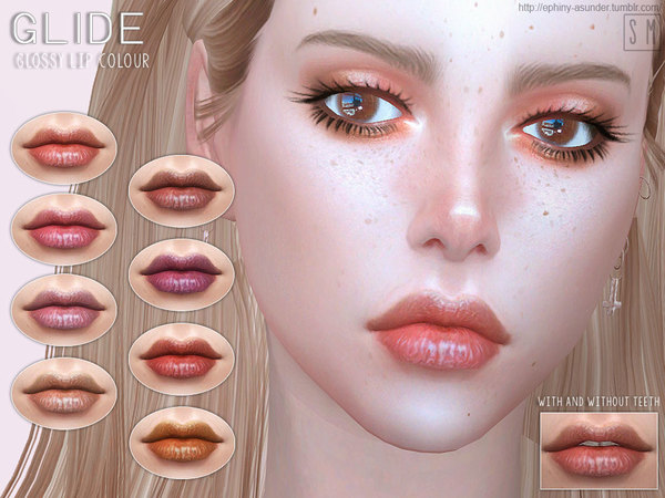 Glide Lip Colour By Screaming Mustard