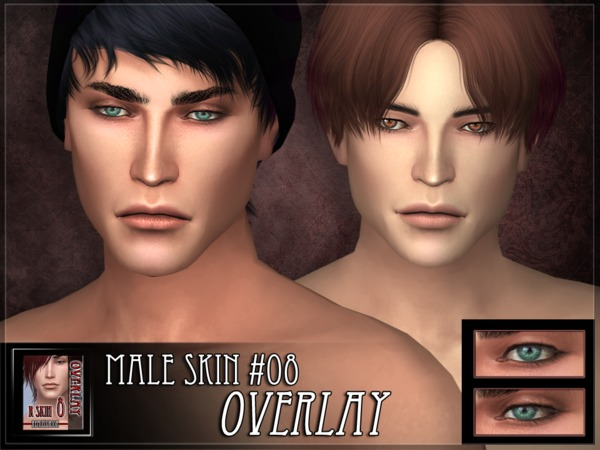 R Skin 8 Male Overlay By RemusSirion