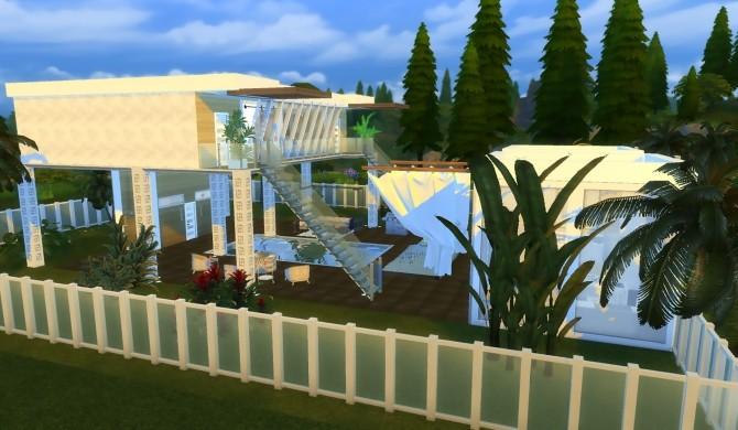 Modern Dream House By Patty3060